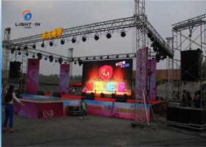 China LED Advertising Display Outdoor P3.91 Full Color Rental Led Display Screen wholesale
