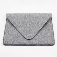 Custom Size Business Laptop Bags , Envelope Laptop Sleeve Bag Low Cadmium
