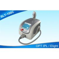 Mini Elight IPL Beauty Machine For Salon /  SHR Hair Removal Machine Without Pain