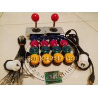 China High Quality Zippyy Zippy Joystick Arcade Push Button Kits USB Interface/encoder/board DiY Bundles Set For Building Game on sale