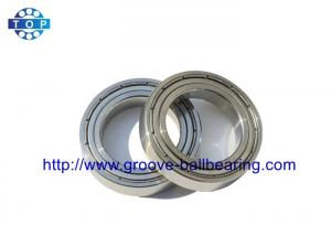 China Stainless Steel Ball Bearings S6004ZZ, Food Grade Stainless Bearings S6004 ZZ, 20x42x12mm Size on sale