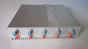 China Sliver DCS / PCS Mobile Phone Signal Jammer 1805MHz - 1990MHz on sale