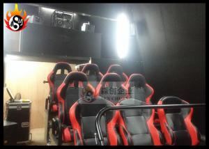 China Hydraulic xd cinema 9 Seats Hydraulic Motion Cinema Chair Professional special effect system on sale