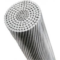 AAAC Bare Aluminum Wire , ACAR Bare Wire Cable Large Transmission Capacity