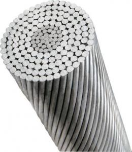 China AAAC Bare Aluminum Wire , ACAR Bare Wire Cable Large Transmission Capacity on sale