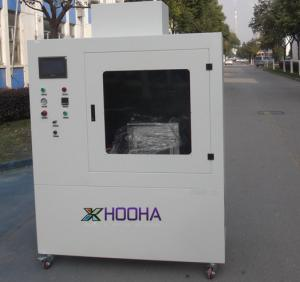 China Interior Materials Flammability Test Machine Integrated With Fuming Hood on sale