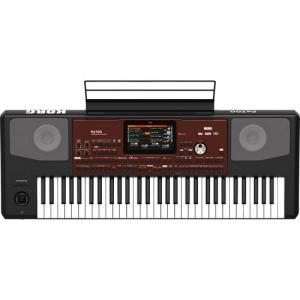 China Korg Pa700 61-Key Professional Arranger with Touchscreen and Speakers on sale