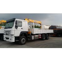 XCMG SQ10SK3Q 14m Construction Telescopic Boom Truck 10 Ton 10 Wheels