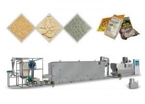 China Nutritional Powder Corn Starch Production Line , Starch Processing Machine Saving Energy on sale