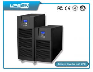 China 220V single phase High Frequency Online UPS for Network and Computer on sale