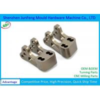 Precision CNC Machine Part  for Aerospace / Defense / Commercial and Medical
