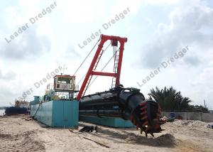 China 10km Distance Dredger Ship With PLC Control System on sale