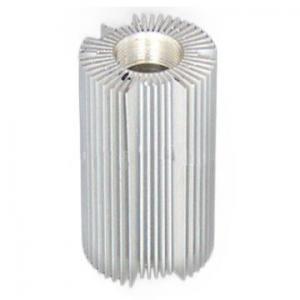 China OEM / ODM Aluminum Heat Sink Led Light  Aluminum Circular Heat Sink on sale