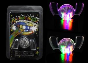 China Multicolor Magic Flashing Light Up Toys Blinking Led Flashing Mouth Guard on sale