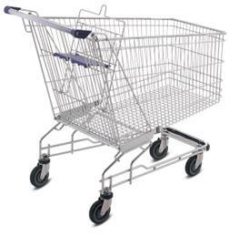 China Foldable Shopping Cart on sale