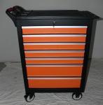 Профессионал шкаф ролика ящика толщины 7 0.8мм до 1.0мм с 1 подносом АБС верхним