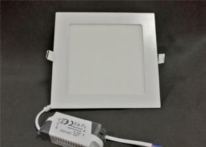 China SMD 2835 Recessed Led Panel Light 18 Watt 225x225 mm With Aluminum Frame on sale