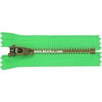 China #3 nickel brass metal zipper on sale