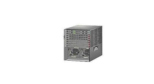 WS-C6509-E= Catalyst 6500 Enhanced 9 Slot Chassis , 14RU