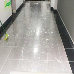 China 50 Micro  Customized Color Ceramic Floor Tiles Protective Film on sale