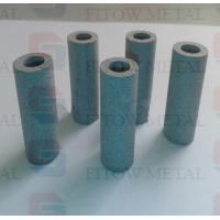 High temperature gas dust removal filter material High temperature sintered metal filter