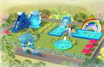 Floating Water Park,Used Water Park Equipment,Adult Inflatable Water Park