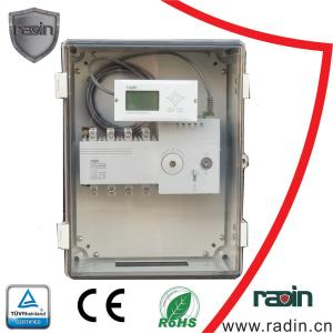 China Portable Generator ATS Control Panel White 1600A DC 12V/24V Backup Power System on sale