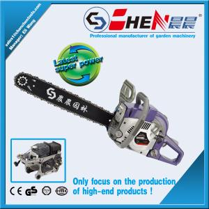 China chain saw  62CC guide bar with CE-high quality stable engine on sale