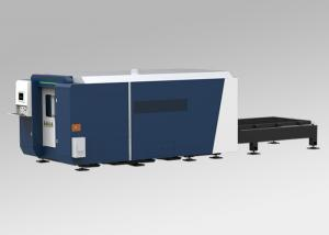 China High Speed Industrial Laser Cutting Machine Full Enclosed 1080nm Laser Wavelength on sale