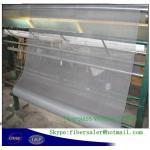 Tela 17x15 da janela da fibra de vidro da malha da rede de fio do inseto da seleção da janela