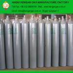 Gas 99,999% del argón de la pureza elevada