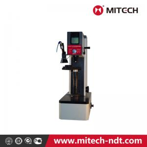Quality Advanced Optical Hardness Tester Realizing Brinell Rockwell Vickers Three for sale