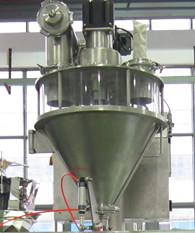 China Factory vertical form fill seal machine Auger filler machine for bag on sale