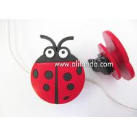 Customized Silicone PVC cable winder/cable organizer/cable tidy