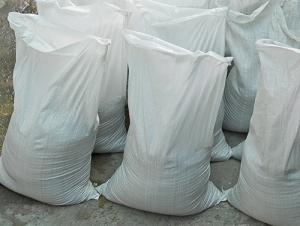 Quality Recycled Colorful Polypropylene Woven Horse Feed Bags 50kg 25kg For