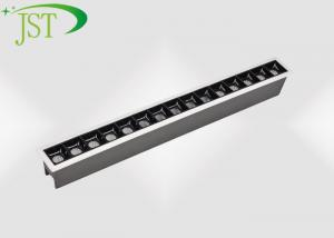 China Custom Recessed Linear LED Lighting Low Glare 20W 30W 280mm * 45mm * 49mm on sale