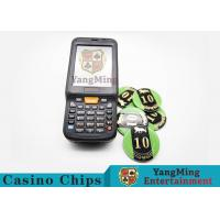 China Casino Poker Chips / Checker ID Chips Detector Handel Terminal Detection Equipment on sale