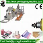 Top quality PE Foam Fruit Net Making Machine