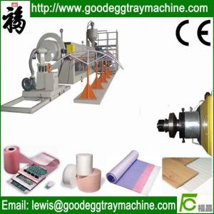 China Top quality PE Foam Fruit Net Making Machine on sale