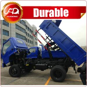 China 5ton 6t Forland Dump Truck dumper 4*4 small dump truck on sale