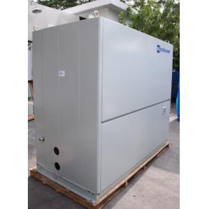 China 115kw / 125kw Modular Shell Tube Water Cooled Packaged Air Conditioning Units on sale