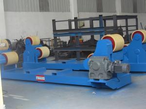 China Self-alignment Welding Rotator Use PU Wheels as Aline May Support More Weight on sale