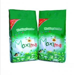 China Label design washing powder / washing powder for automatic washing on sale