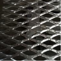 China Stainless Steel 304 flat Expanded Metal Lath Sheet 1220*2440 mm on sale