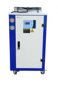 China Air cooled water chiller for water treatment system cooling water refrigerator industrial on sale