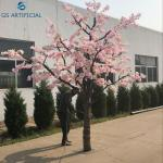 Artificial Outdoor Cherry Blossom Tree For Wedding Decoration 4 Meters