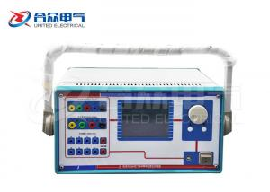 China Three / Six Phase Secondary Injection Protection Relay Electrical Test Equipment on sale