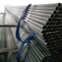 China Q195 Q235 4 Inch Schedule 40 Galvanized Steel Pipe on sale