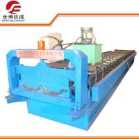 JCH / Joint Hidden Metal Roof Roll Forming Machine For Easy Lock Panel Making