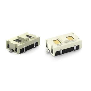China High Quality SMD Bicolor led tactile switch Momentary Illuminated Button switch on sale